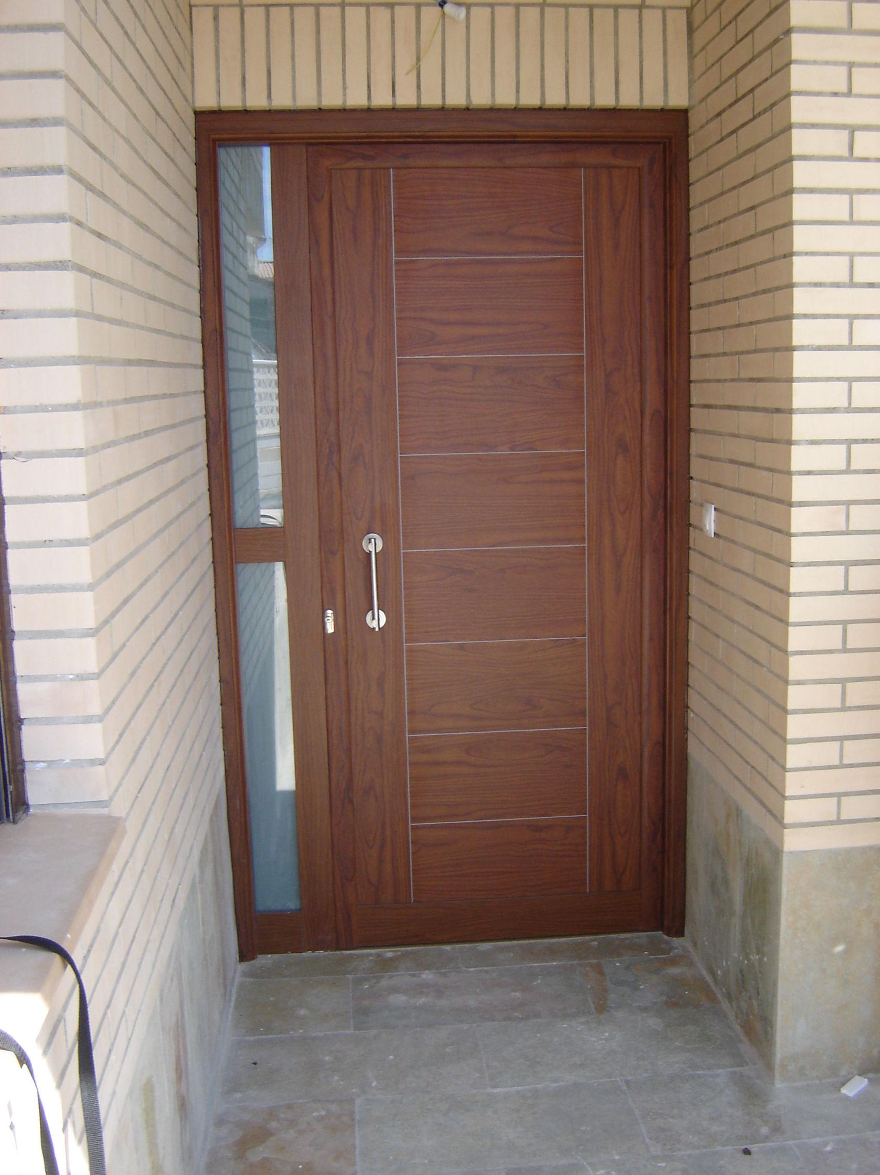 Puertas De Aluminio Para Exterior Fotos Gallery Of