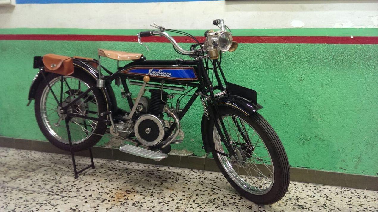 Motos clásicas : Servicios de Motos Ángel Díaz