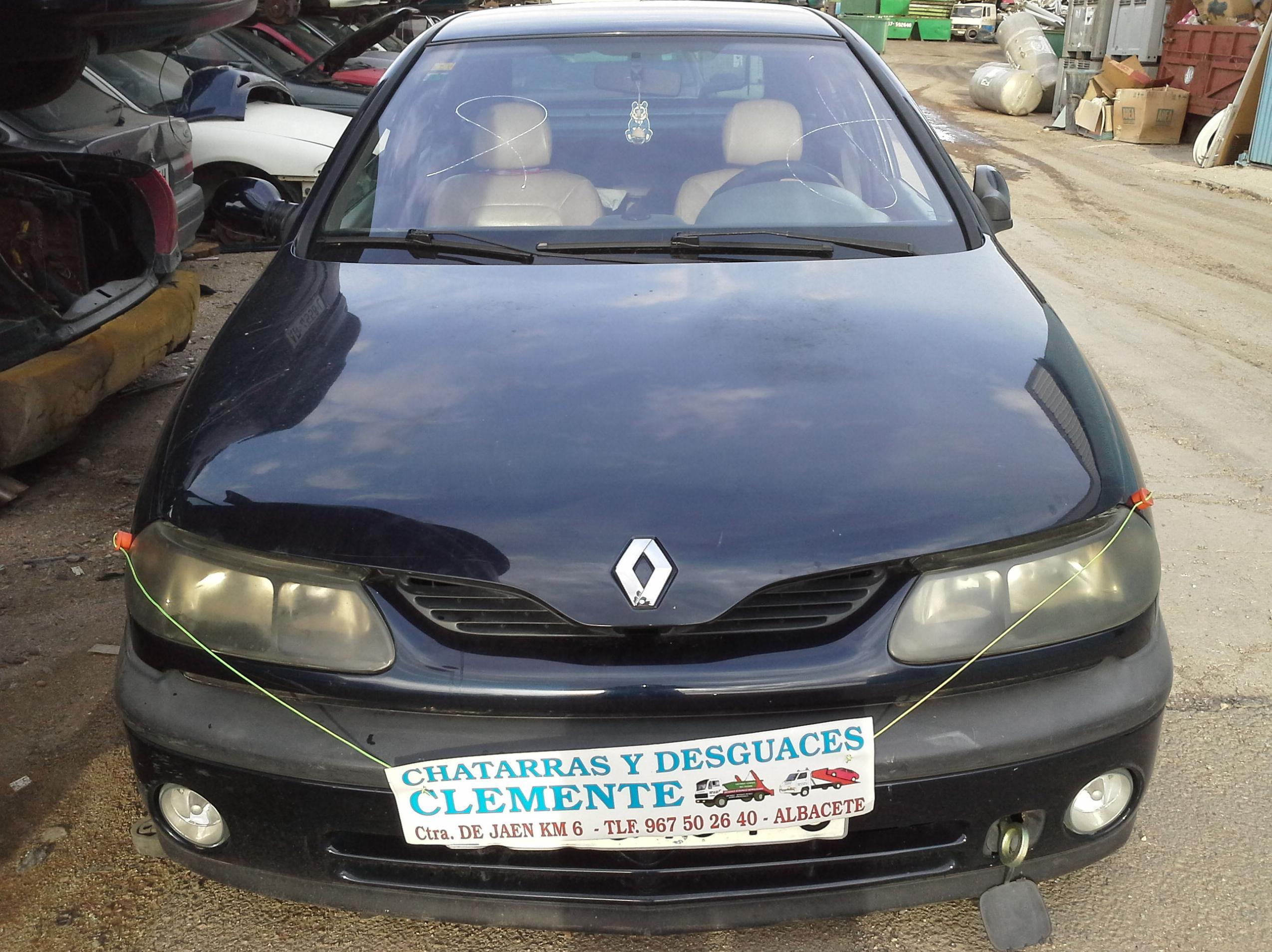 Renault Laguna para desguace en Albacete. Desguaces Clemente