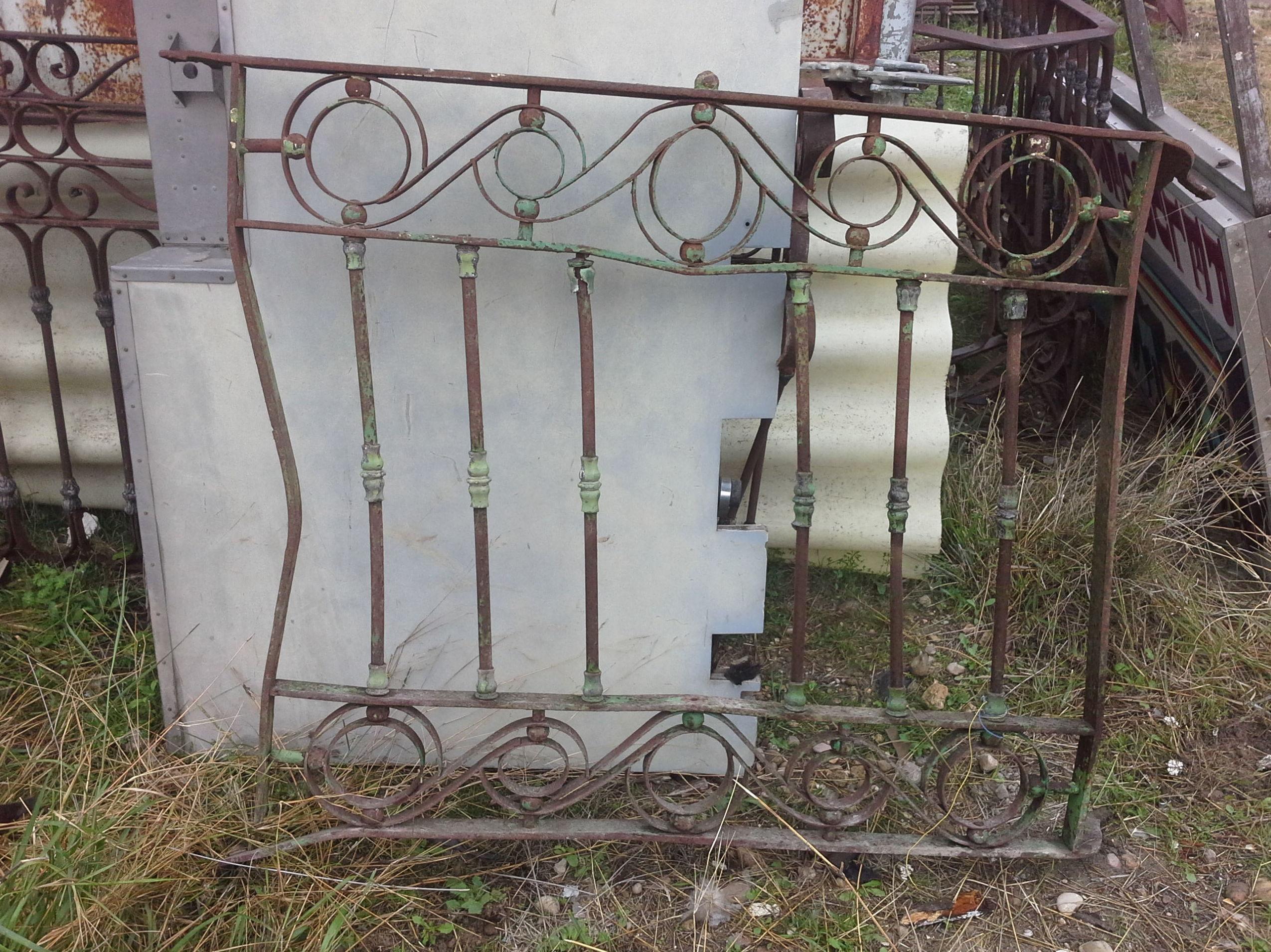 Balcon: Catálogo de Desguaces y Chatarras Clemente