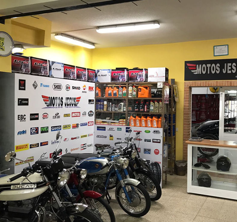 Reparación de motos clásicas en Ciempozuelos
