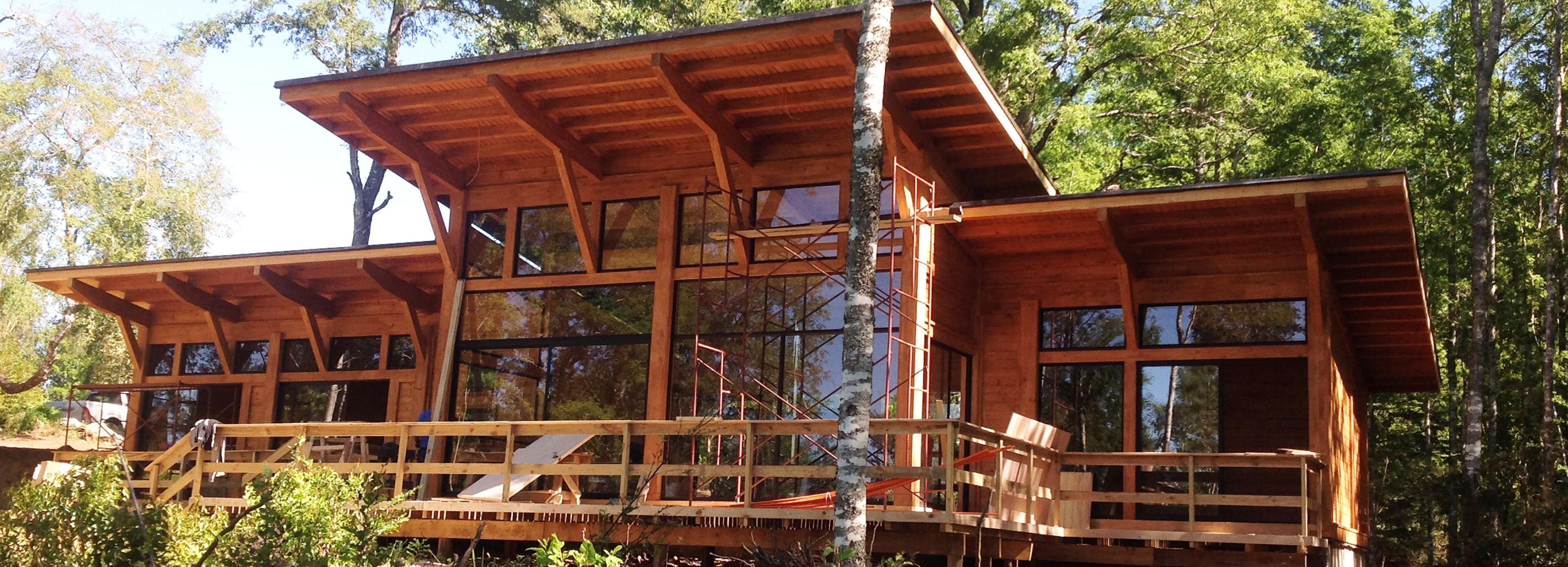 Foto 3 de casas de madera en tacoronte cortelima - Construcciones de casas de madera ...
