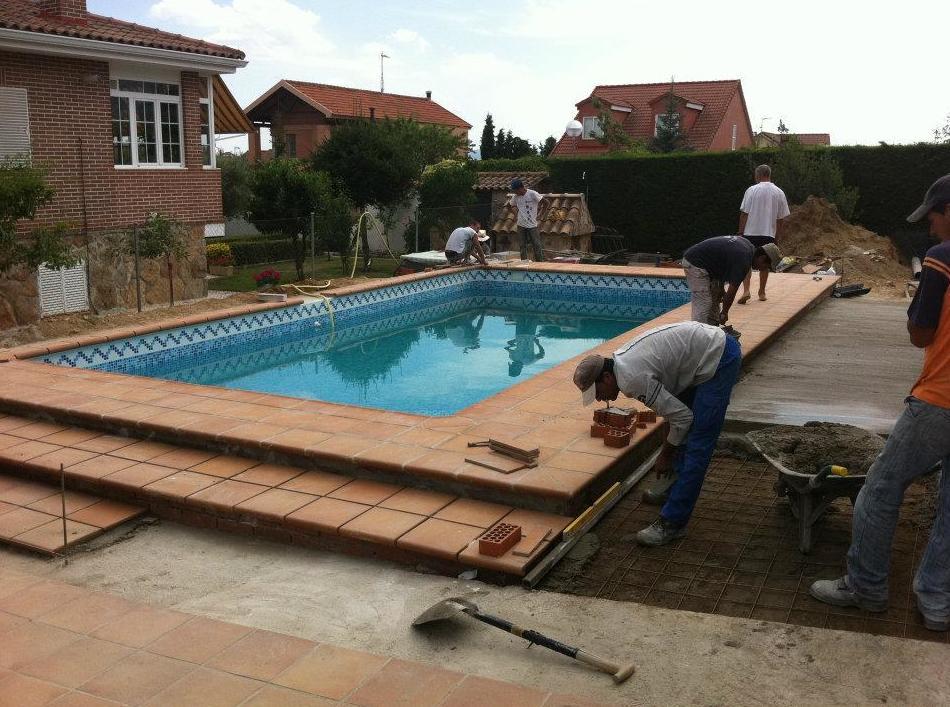 Empresa de construcción de piscinas