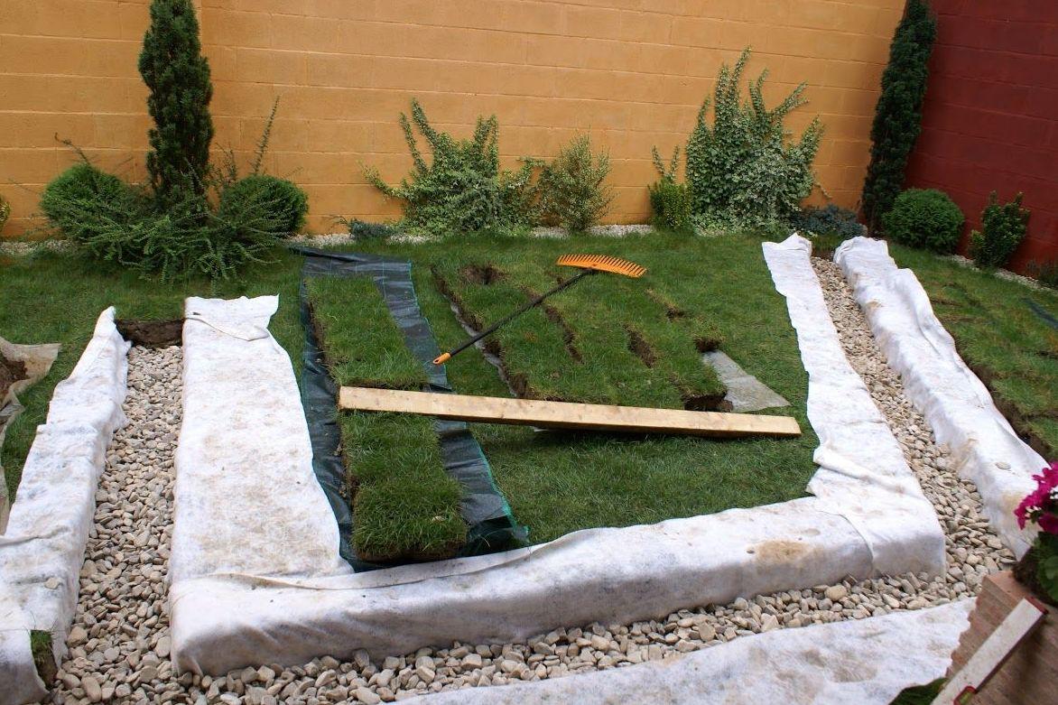 Drenaje de terrenos: Nuestros Trabajos de Todojardín