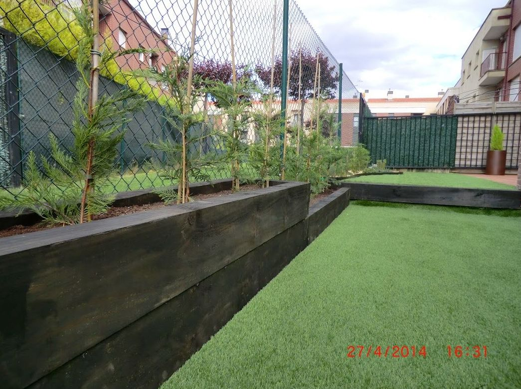 Foto 16 de Jardines (diseño y mantenimiento) en Santo Domingo de La Calzada   Todojardín