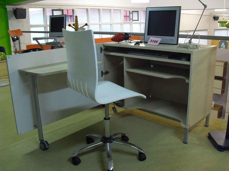 Mesa ordenador cat logo de glk altzariak for Catalogo de mesas