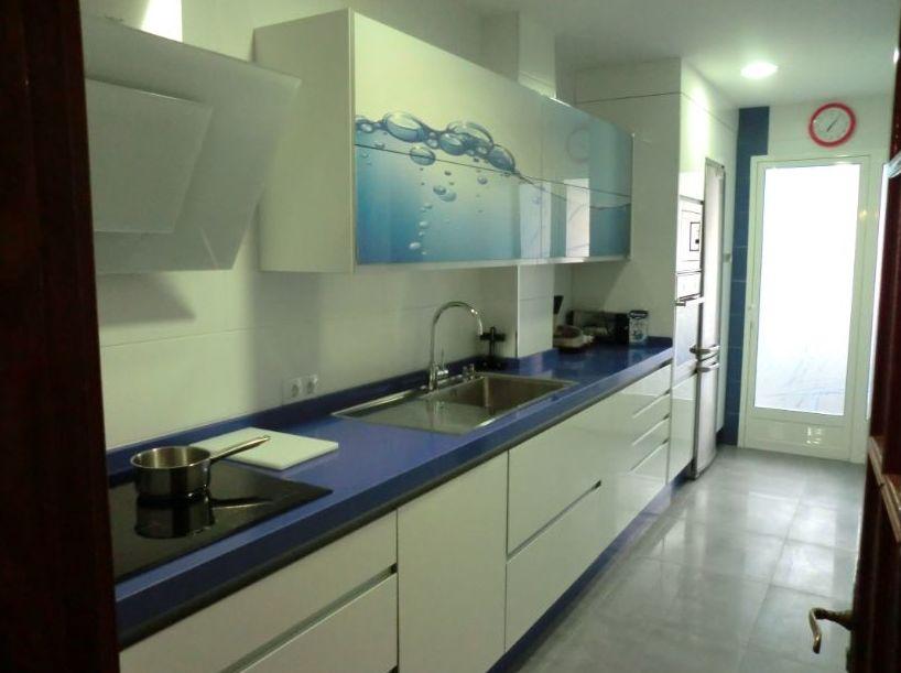 Cocinas benamu for Silestone malaga