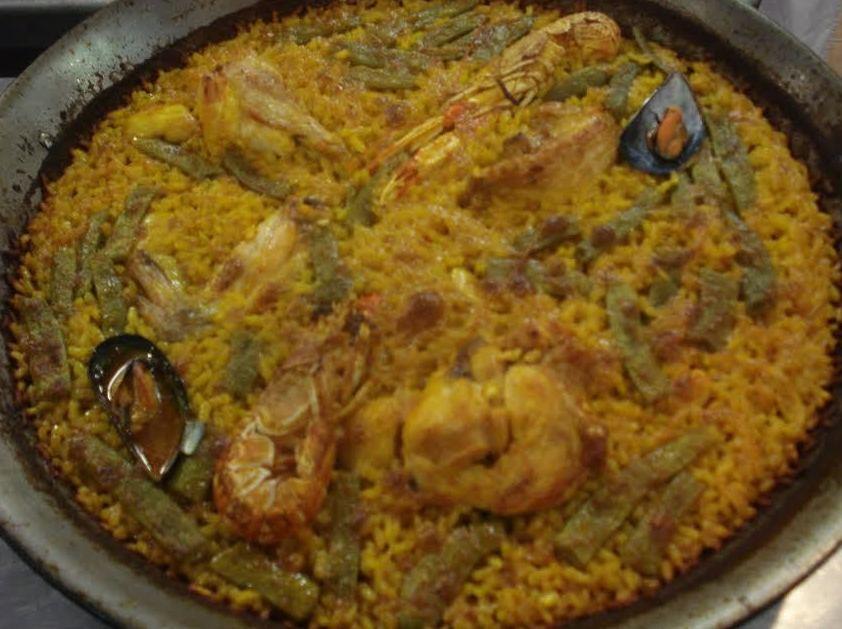 Paellas: Especialidades de Restaurante L'Estimat