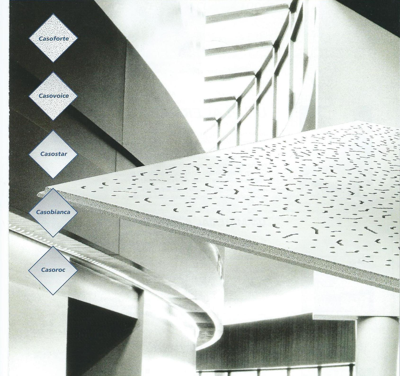 Casoprano Gama De Techos Decorativos
