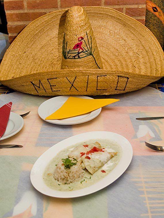 Foto 4 de Cocina mexicana en Liérganes   El Bigote Mexicano