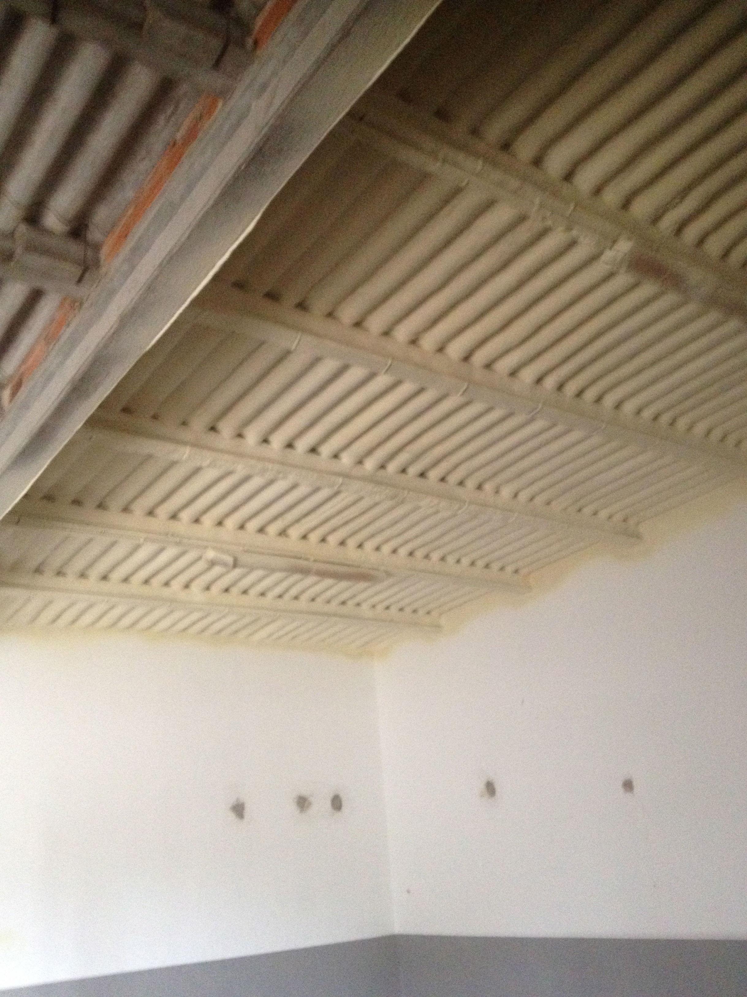 Aislamiento de tejados con poliuretano