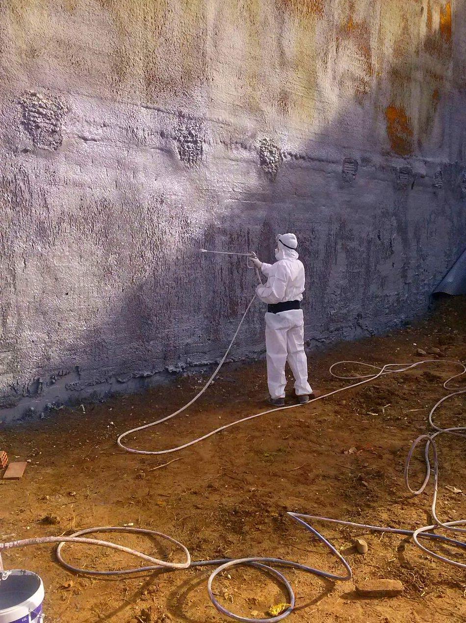 Aislamientos con espuma de poliuretano en Girona