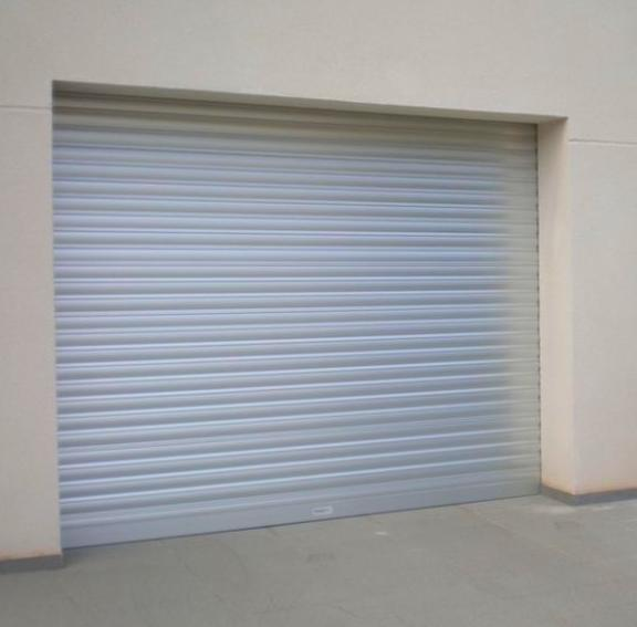 Puerta enrollable galvanizada productos y servicios de for Puerta galvanizada
