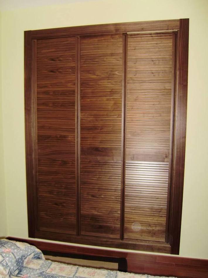 Armarios empotrados fotos armario empotrado puertas for Armarios empotrados