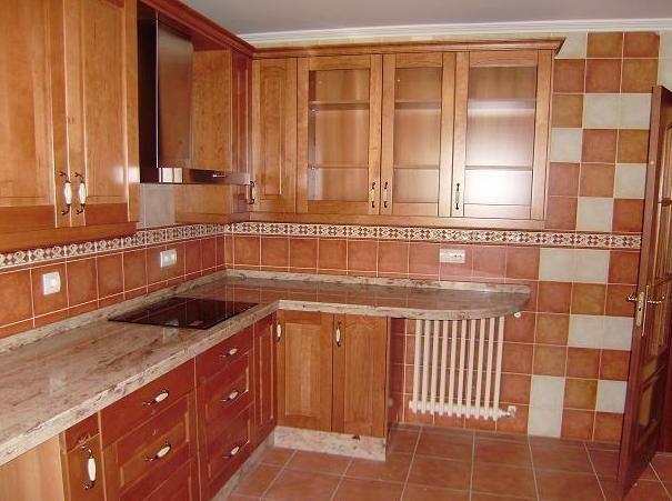 muebles de cocina en le n ebanister a del valle