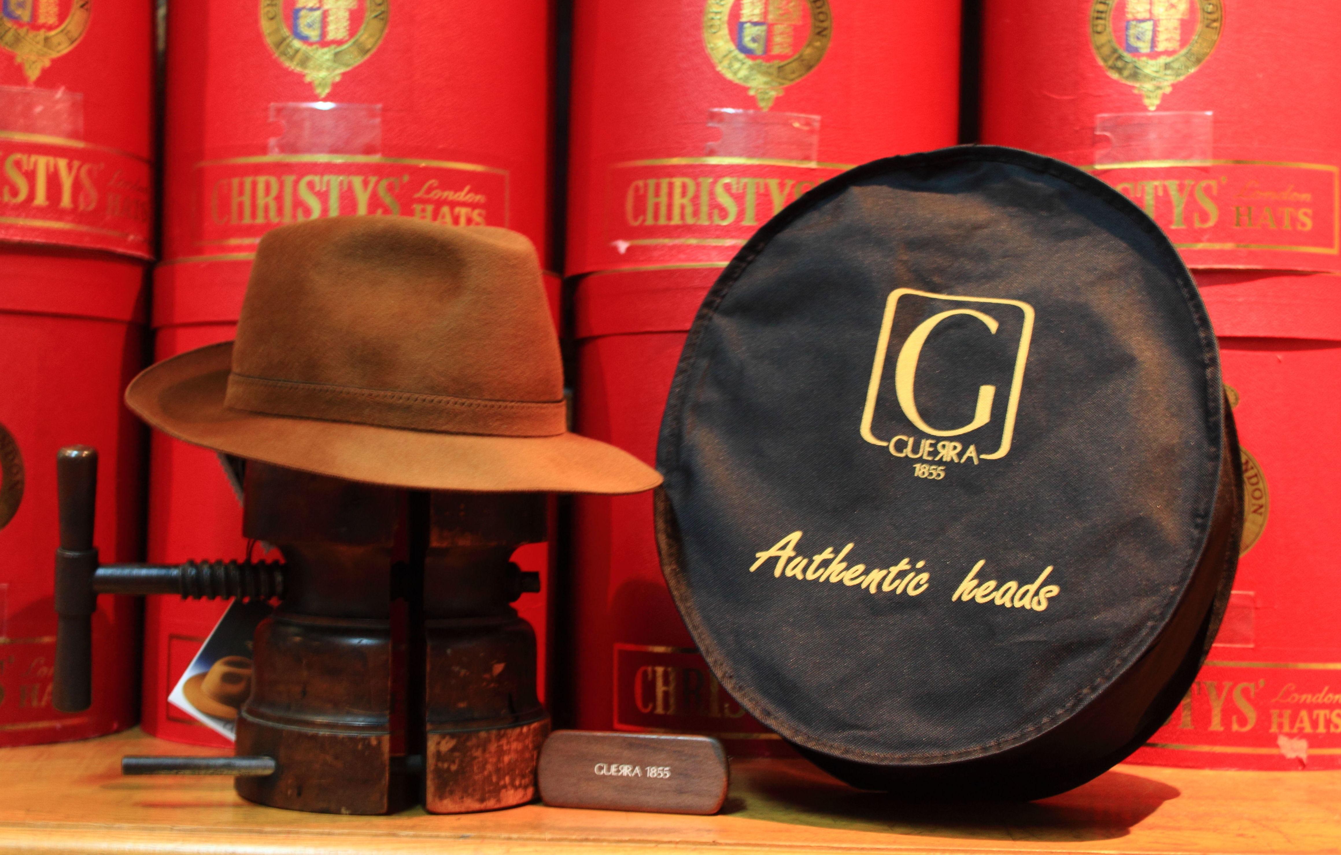 Venta de Sombreros en Santiago de Compostela
