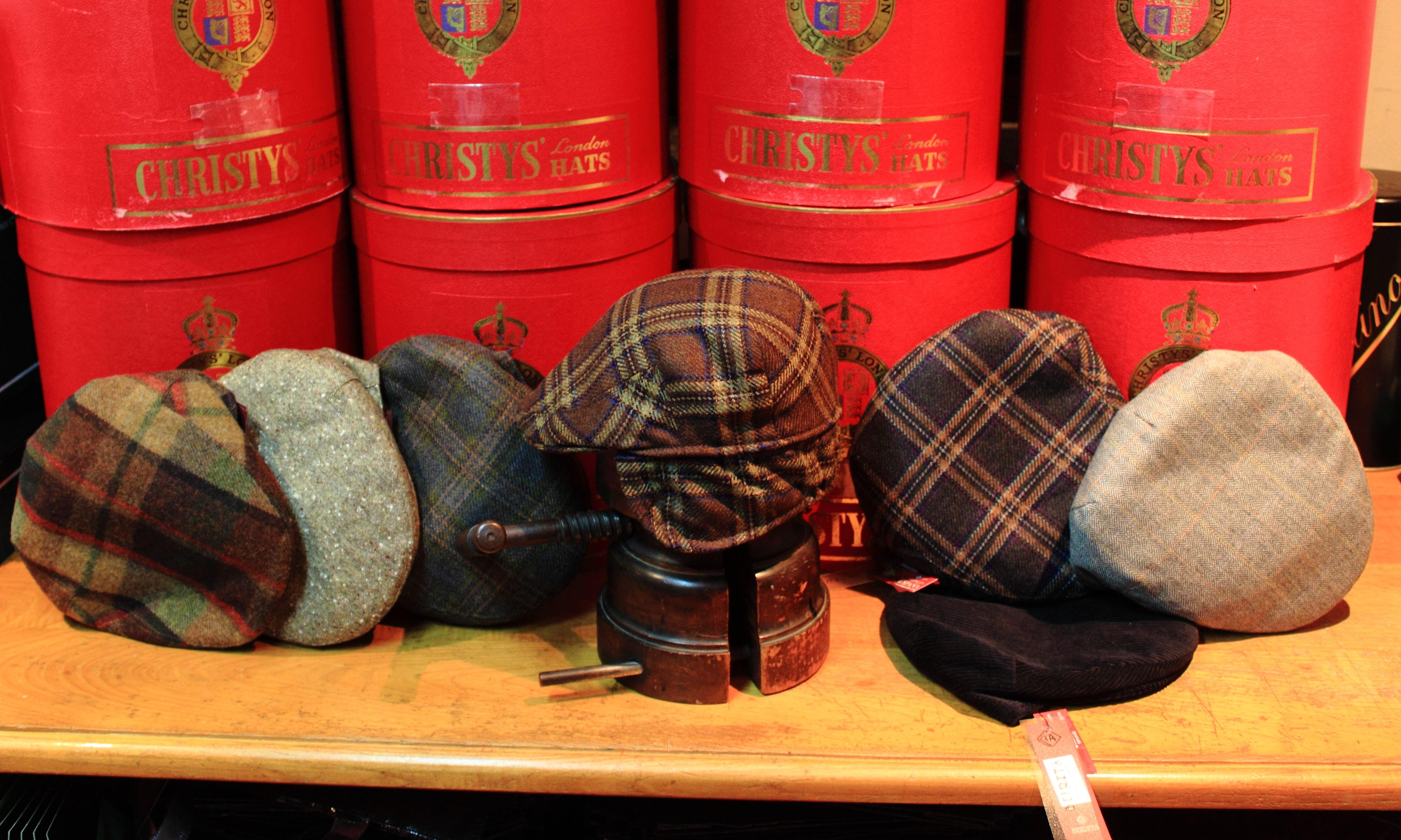 Foto 23 de Sombreros y gorras en Santiago de Compostela | Sombrerería Iglesias