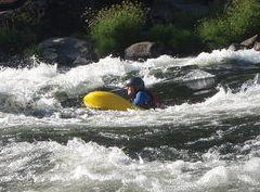 Organización de descenso de ríos