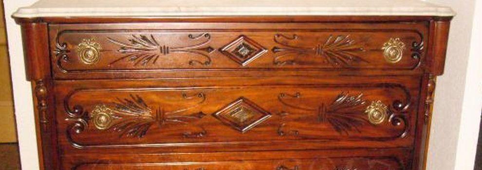 Restauraci n de c moda cat logo de eduardo cortina capella - Decapar muebles barnizados ...