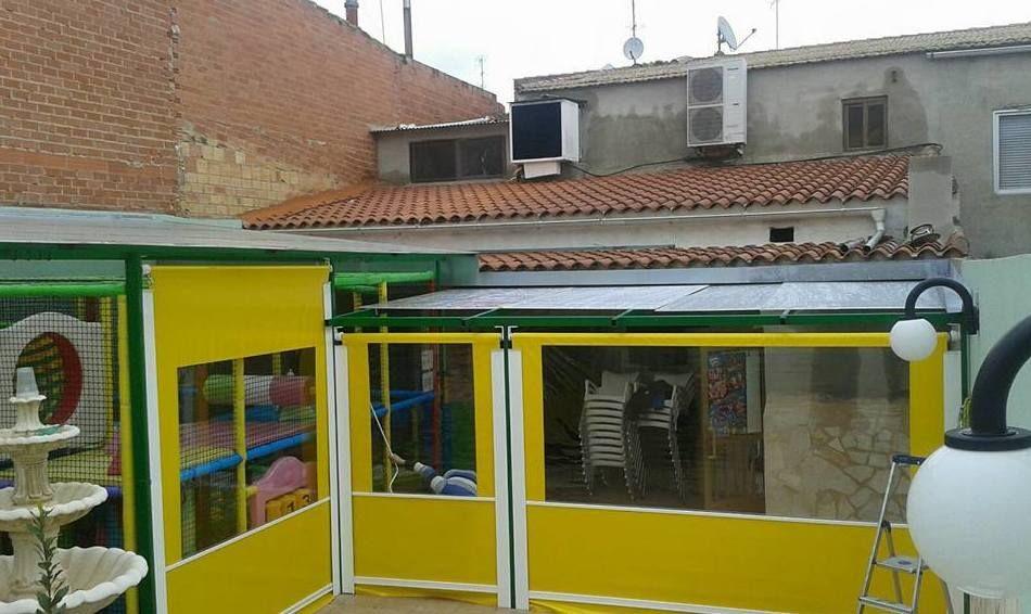 Precio de toldos para terrazas latest elegant excellent for Precio toldos terraza