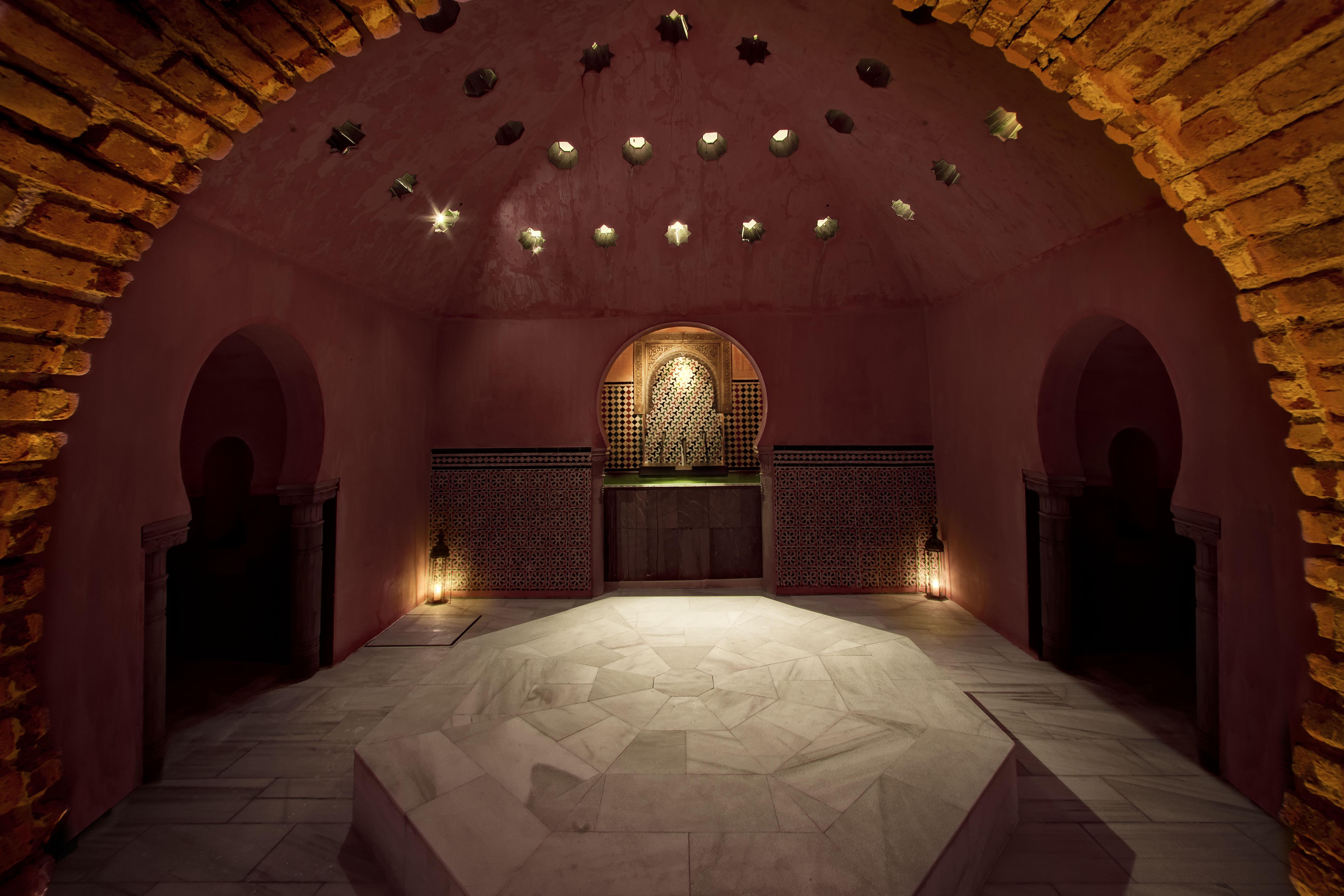Baño Arabe Hammam Granada:Foto 1 de Baños árabes en Granada