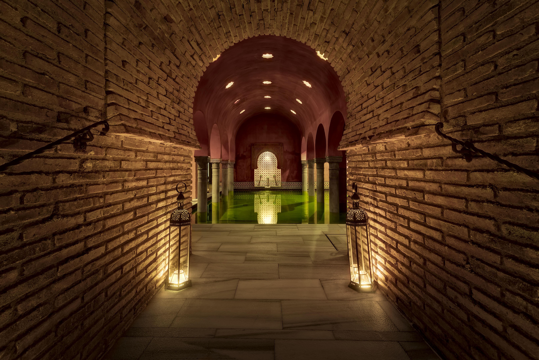 Baños Arabe De Granada:Spa en Granada Hammam al Andalus