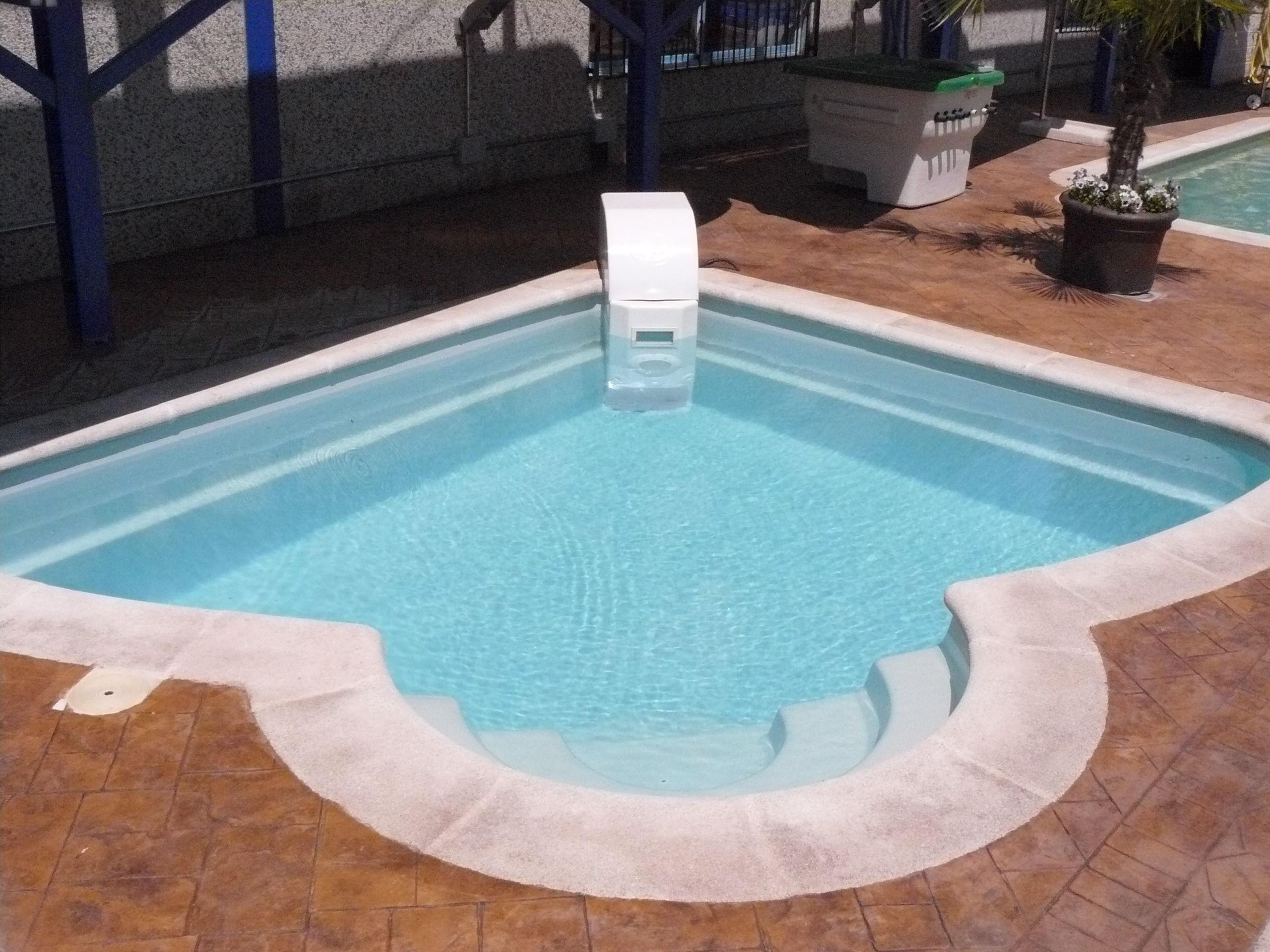 fabricante piscina poliester: