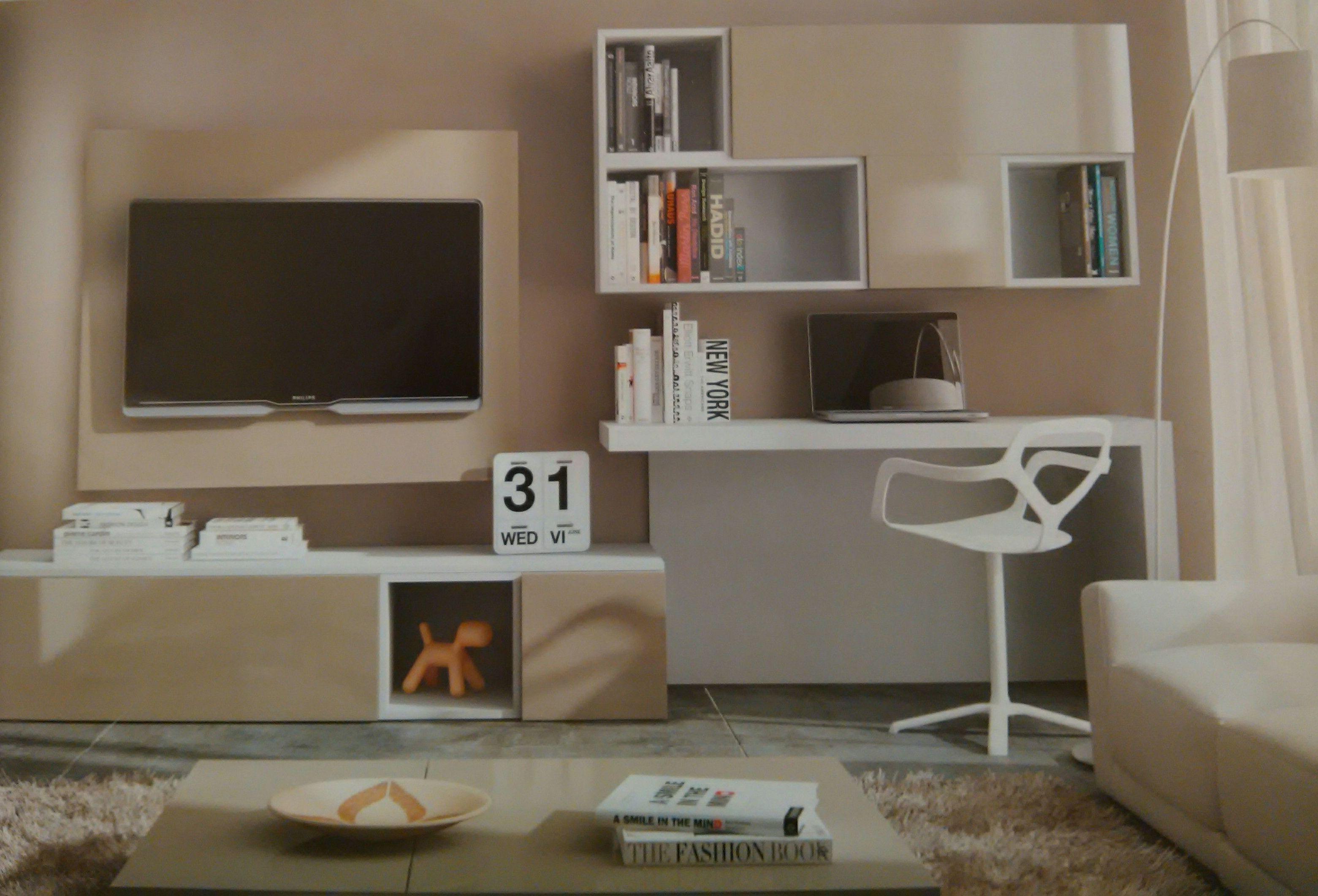 Ordenador en el sal n for Muebles ordenador para salon