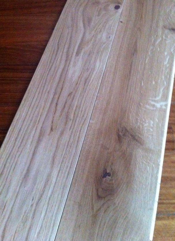 Instalacion TARIMA flotante madera IMA roble rustico en Asturias y venta a toda España