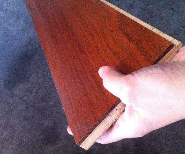 Instalacion TARIMA flotante madera IMA jatoba en Asturias y venta a toda España
