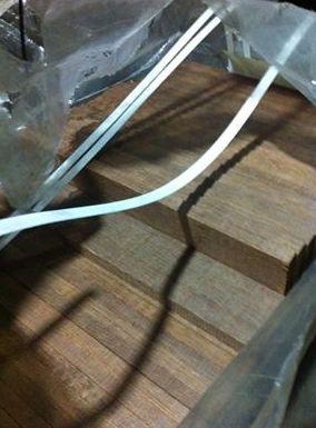 Tablilla madera Caoba oferta suministro España