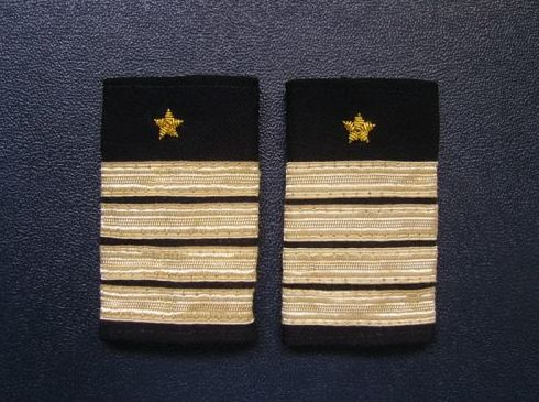 GALONES DE COMANDANTE INSTRUCTOR DE AVIACION