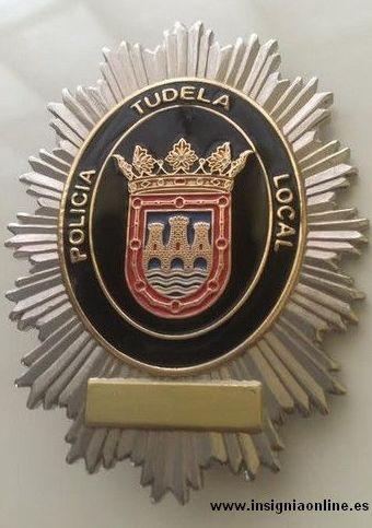 INSIGNIAS POLICIALES ESPAÑOLAS 1