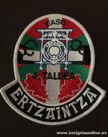 Ertzaintza San Sebastian Easo