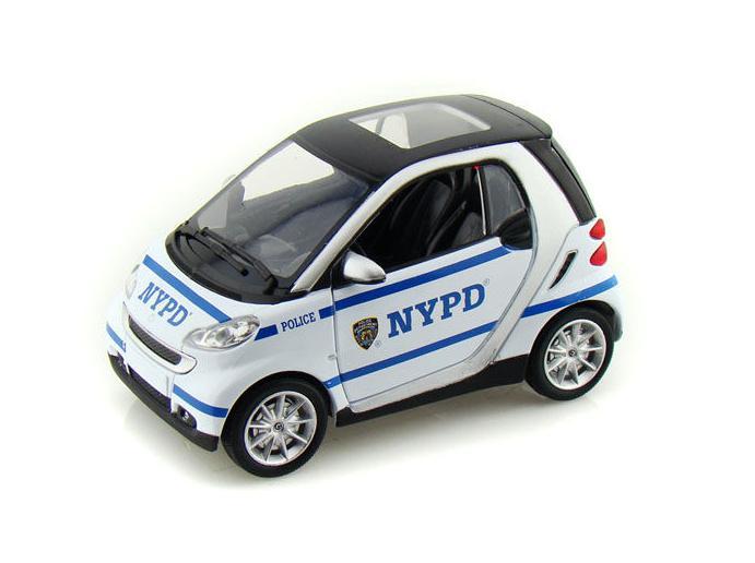 Ford Smart Policía Nueva York