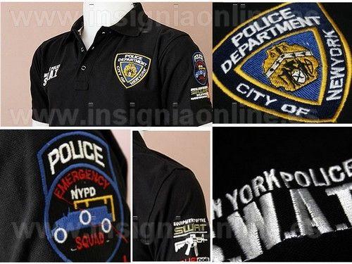 POLO DE LA POLICÍA DE NUEVA YORK