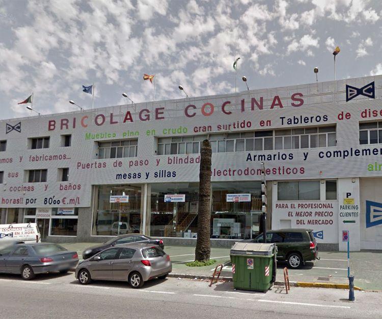 Muebles De Cocinas En Sevilla. Best Cocina En Formica Alto Brillo ...
