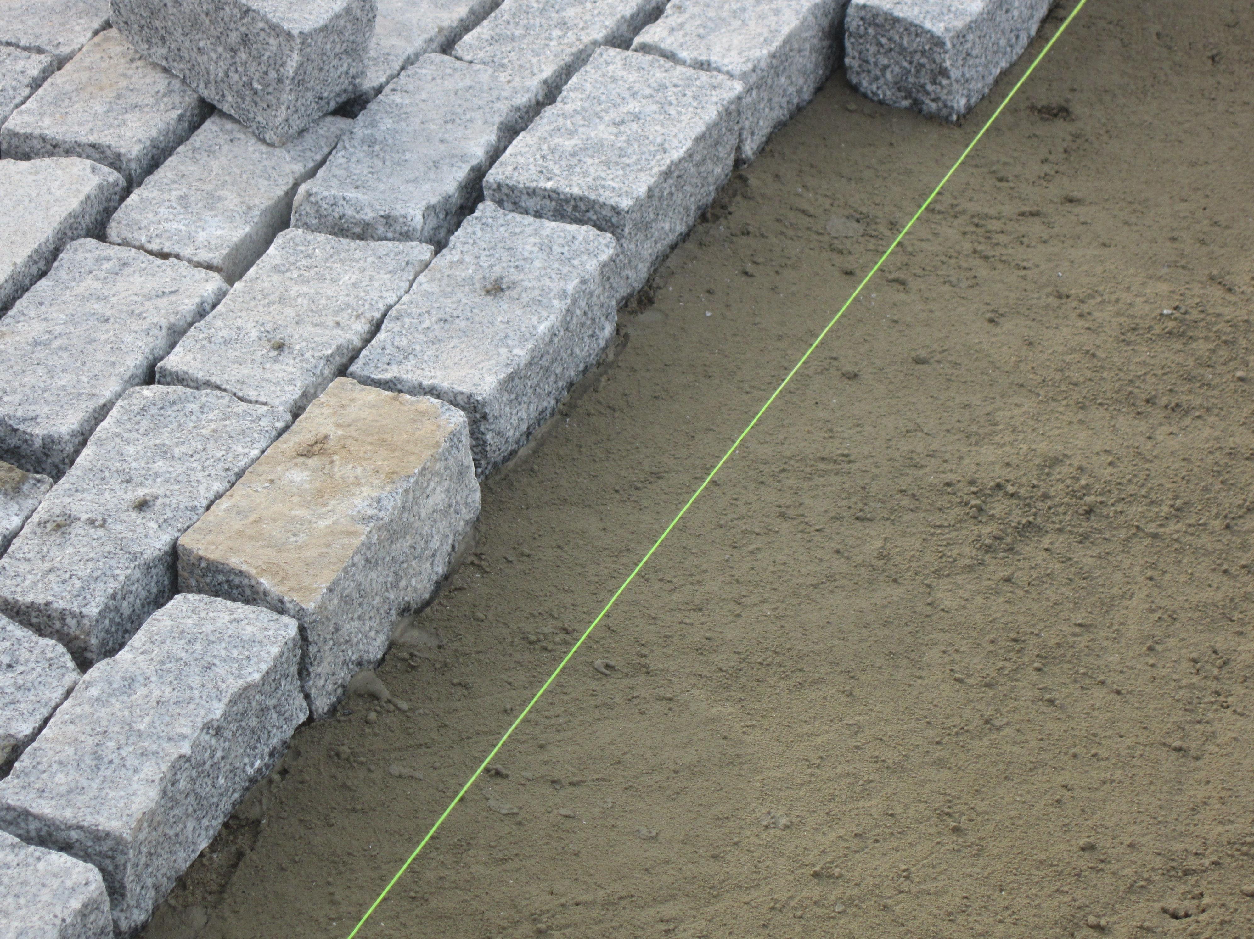Foto 1 de piedra natural y artificial en las rozas - Pavimentos de piedra natural ...