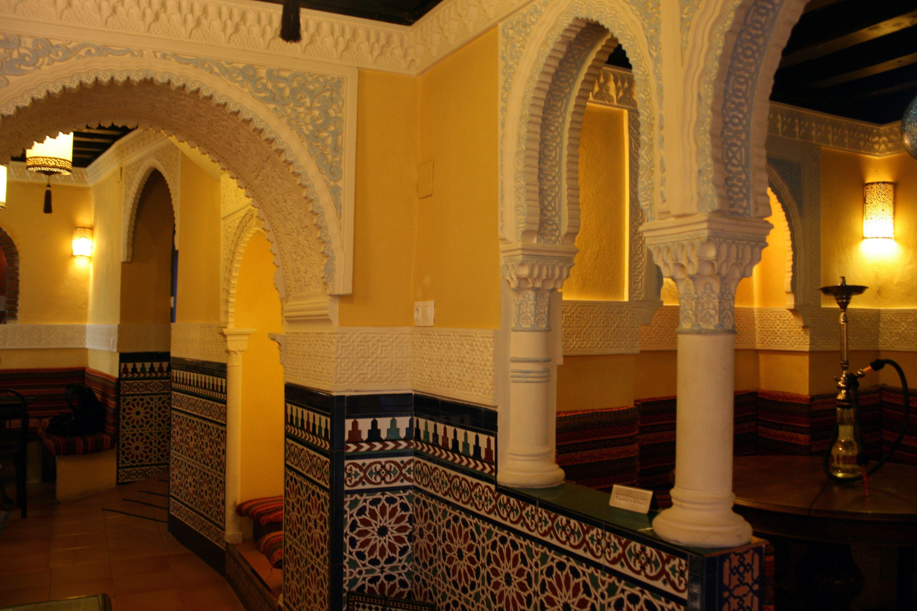 Foto 3 de Tetería y restaurante de comida árabe en Granada en Granada | Tetería Alfaguara