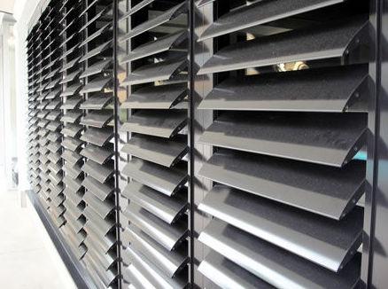 Celosia fija productos y servicios de metal masa s l - Celosia de aluminio ...