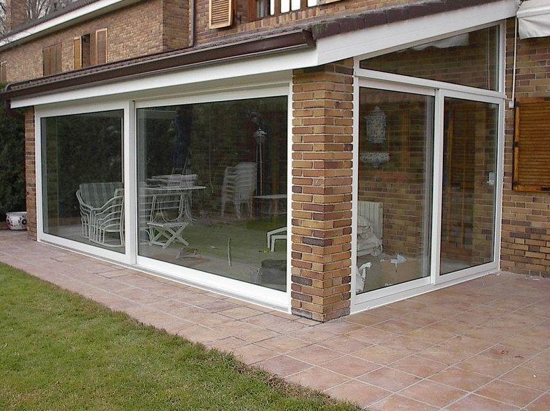 Cierre de galeria para balcones y terrazas productos y for Cierres de aluminio para terrazas
