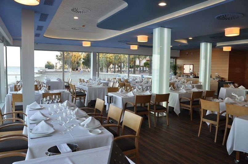 Panorámica del restaurante
