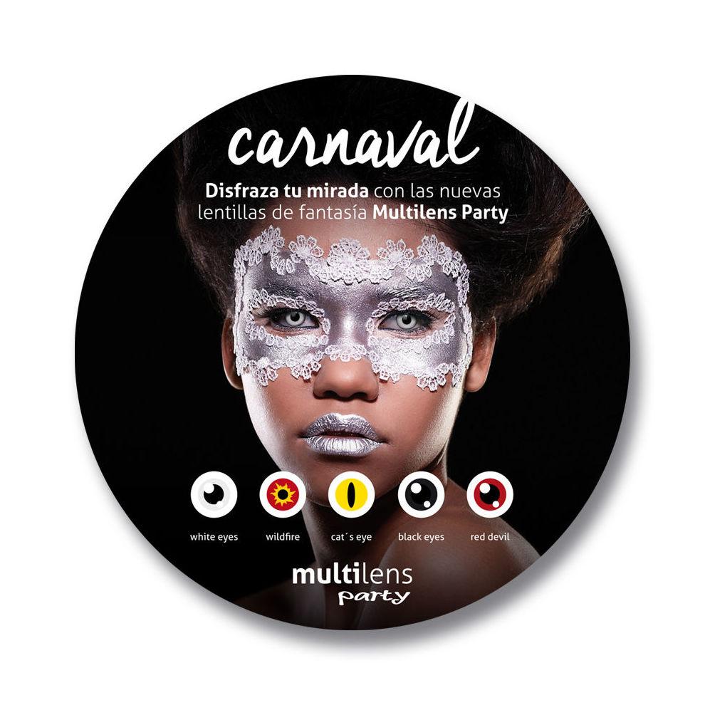 Lentillas Carnaval