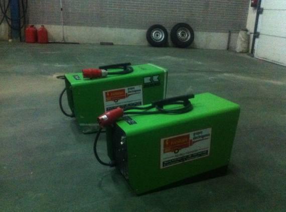 Foto 7 de Generadores y Grupos electrógenos en Villadangos del Páramo | Froilán Grupos Electrógenos
