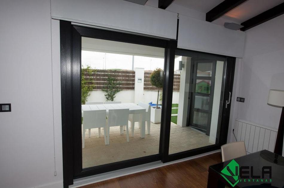 Puertas correderas terraza perfect puertas correderas en - Puertas correderas terraza ...