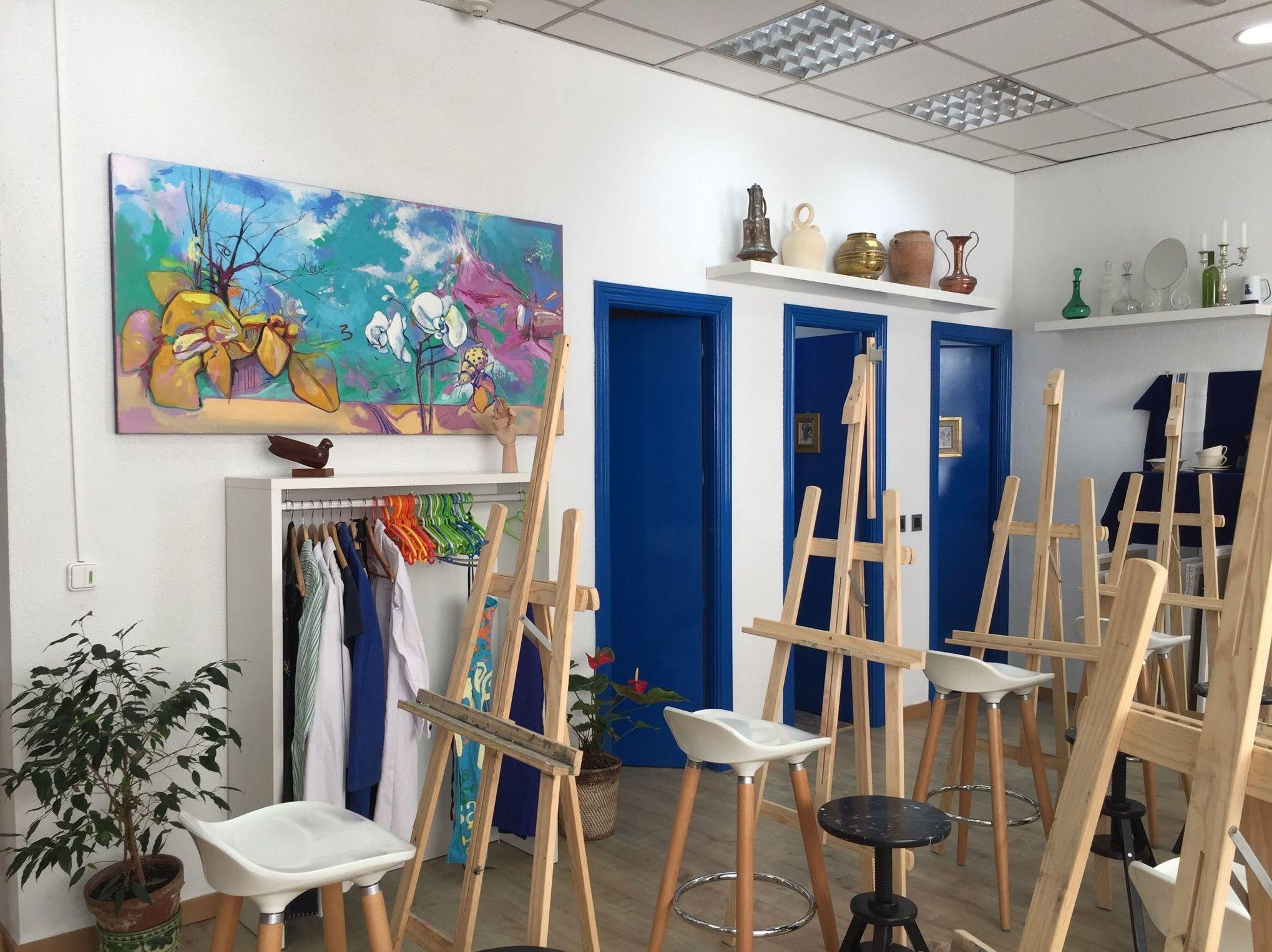 Foto 11 de Academias de dibujo y pintura en Madrid  Machado