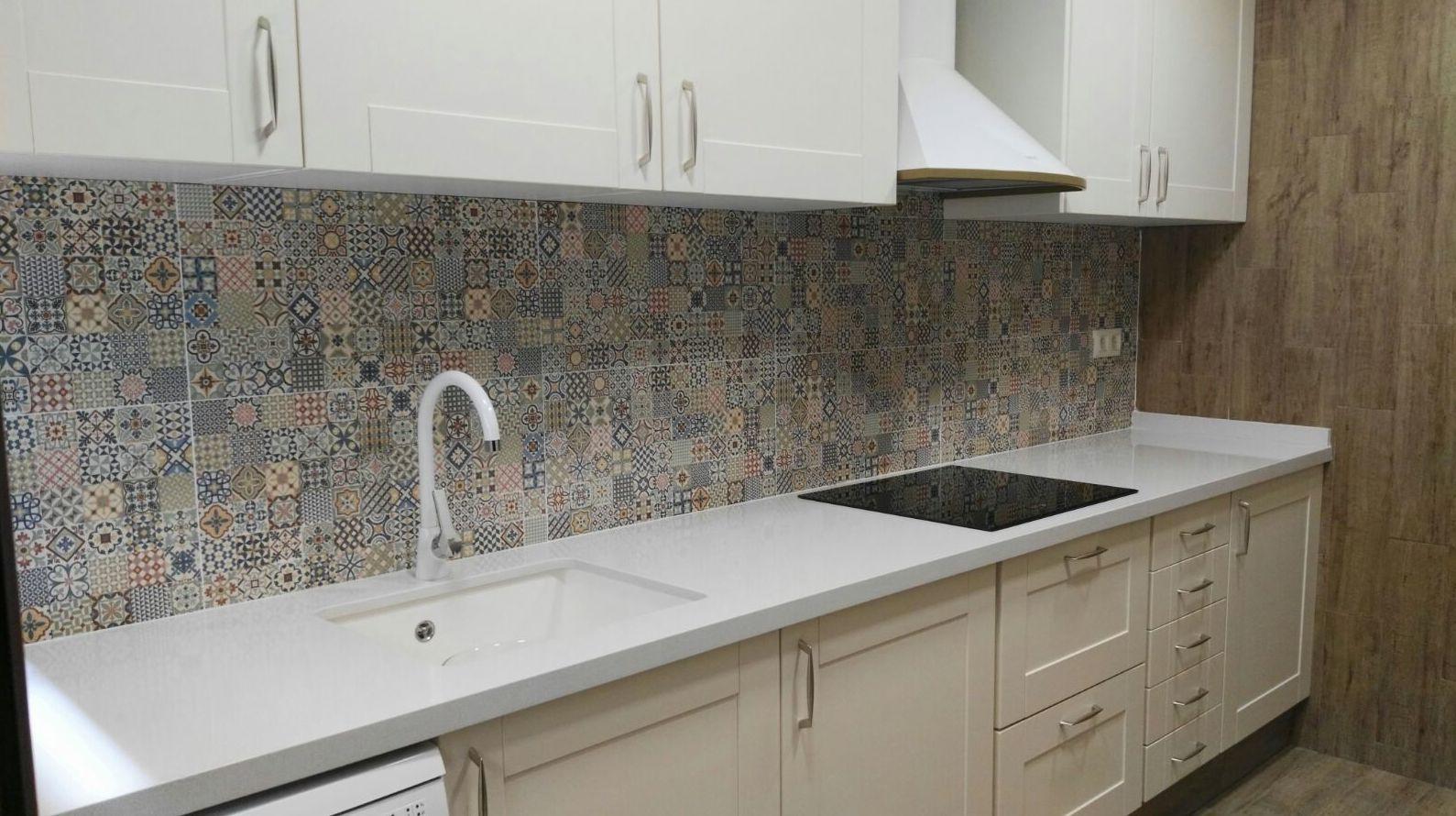 Foto 3 de trabajos en m rmol granito y silestone en - Bancadas de cocina ...