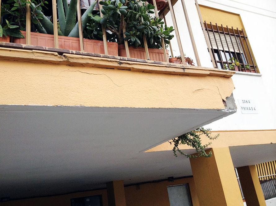 Rehabilitación de fachadas en Córdoba