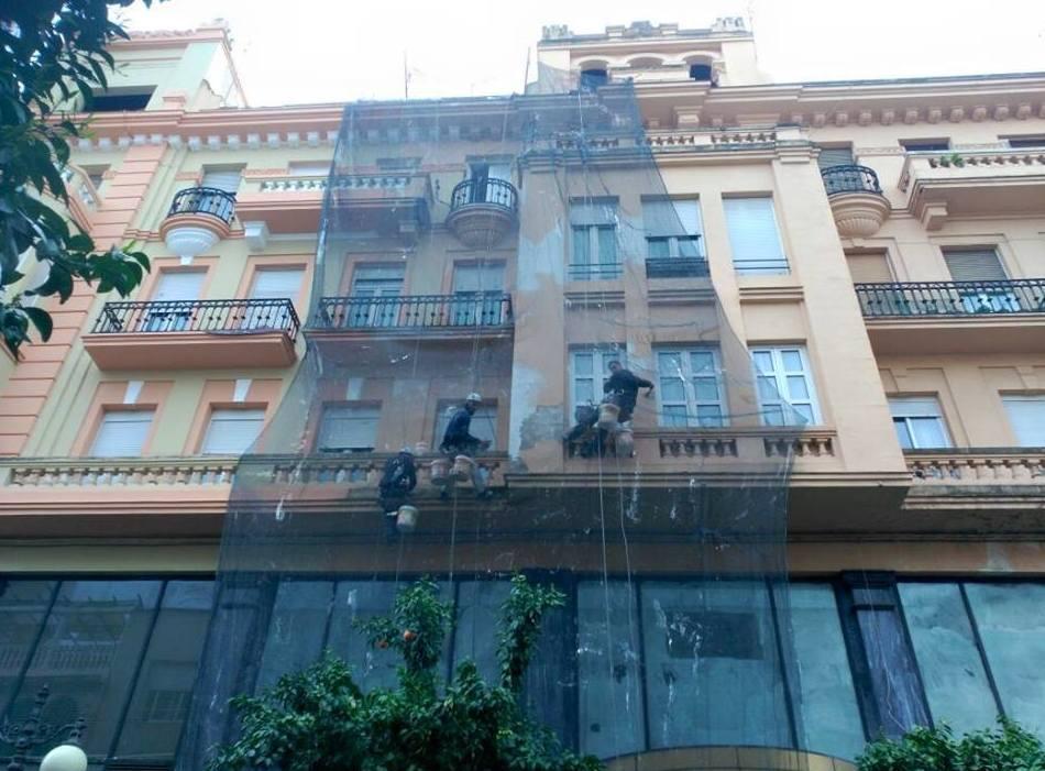 Expertos en rehabilitar fachadas en Córdoba