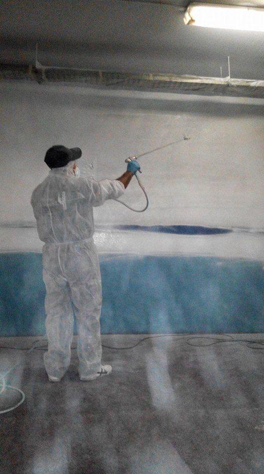 Pintar garajes Cordoba
